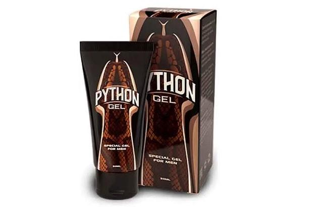 «ПИТОН ГЕЛЬ» (Python Gel) для мужчин – инструкция по применению, цена, отзывы, аналоги