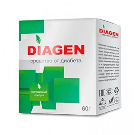 ДИАГЕН (Diagen) от диабета – инструкция по применению, цена, отзывы, аналоги