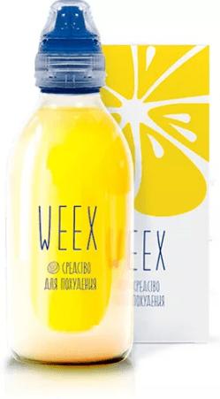 WEEX средство для похудения – инструкция по применению, цена, отзывы, аналоги
