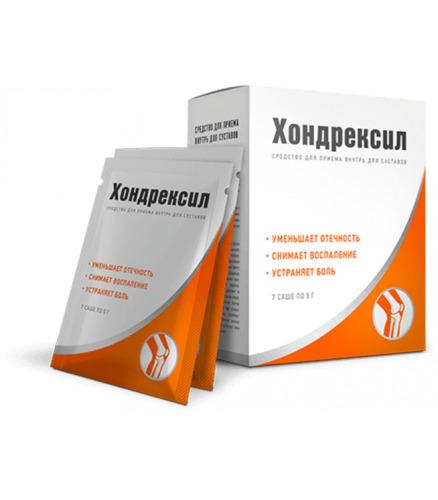 «ХОНДРЕКСИЛ» для суставов – инструкция по применению, цена, отзывы, аналоги