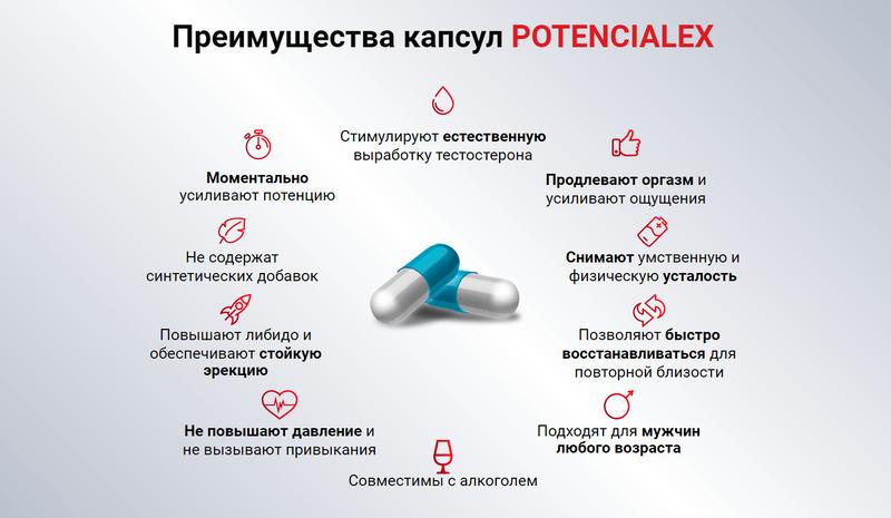 где купить в аптеке потенциалекс