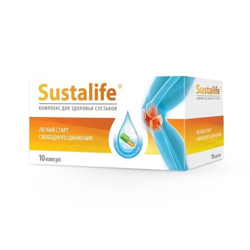 СУСТАЛАЙФ (Sustalife) – инструкция по применению, цена, отзывы, аналоги