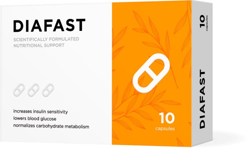 «ДИАФАСТ» (Diafast) от сахарного диабета – инструкция по применению, цена, отзывы, аналоги