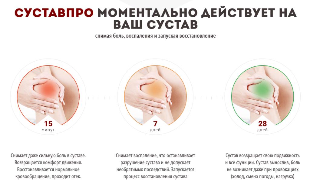 инструкция по применению геля для суставов суставпро